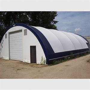 40 ft x 60 ft coverall building comes with new tarp With coverall barn