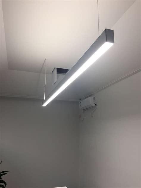 linear led strip light allen  twitter general lighting system    light pendents