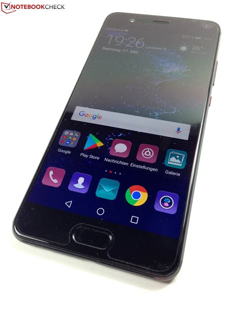 huawei p10 plus smartphone review notebookcheck net reviews
