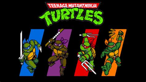 teenage mutant ninja turtles wallpaper collection