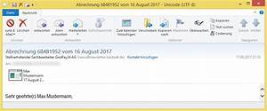 Abrechnung Giropay24 : abrechnung 68481952 vom 16 august 2017 von ~ Themetempest.com Abrechnung