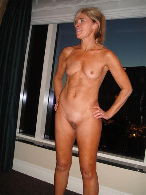 Brigitte Caught Naked Sexyazannie
