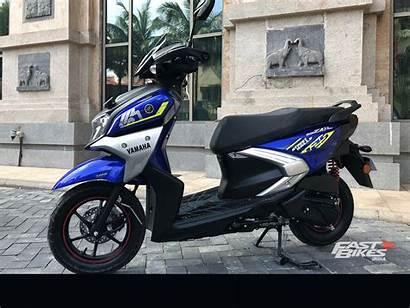 Yamaha Fascino 125 Rayzr Fi Fastbikesindia