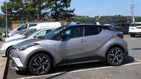 Toyota Chr Hybrid Photo by 2018 Toyota C Hr Hybrid Road Trip