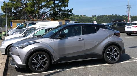 Toyota Chr Hybrid Modification by 2018 Toyota C Hr Hybrid Road Trip