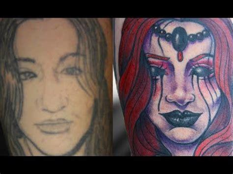 portrait tattoo cover  vat tattoo series youtube