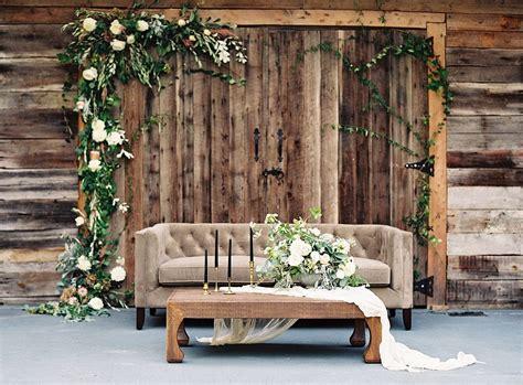 Build Your Dream Backdrops With Wayfair Diy Wedding