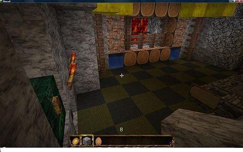 underground house survival minecraft project