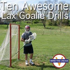 Cool Lacrosse G... Good Lax Goalie Quotes