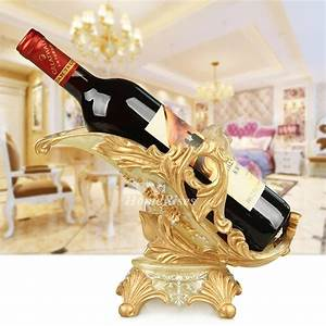Single, Wine, Bottle, Holder, Resin, Unique, Decorative, Elephant, Best