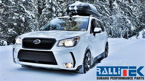 Forester Performance by Subaru Forester Aftermarket