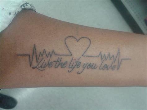 life  love  tattoo design ideas