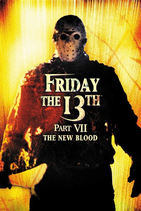 friday the 13th part vii the new blood paramount 1988