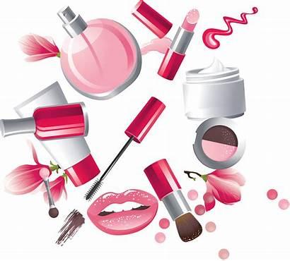 Makeup Transparent Cosmetics Cartoon Lipstick Clipart Clip