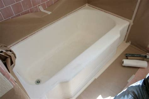 bathtub refinishing photos