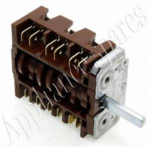 Defy 4 Position Selector Switch Ego 46 24866 520