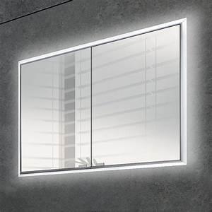 Spiegelschrank 100 Cm Led : spiegelschrank 100 cm led or16 hitoiro ~ Indierocktalk.com Haus und Dekorationen