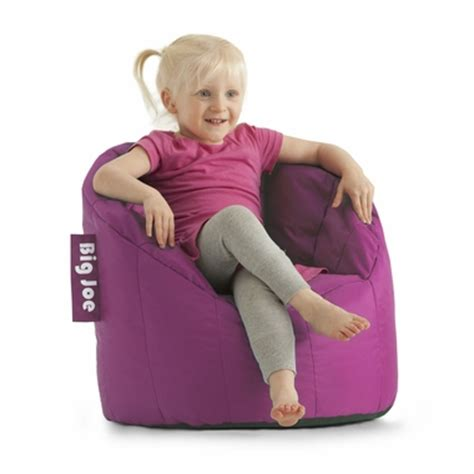 Big Joe Lumin Bean Bag Chair by Comfort Research Big Joe Lumin Smartmax Bean Bag