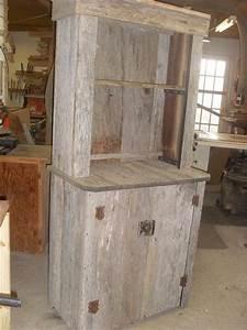 barnwood cabinet - by okwoodshop @ LumberJocks com