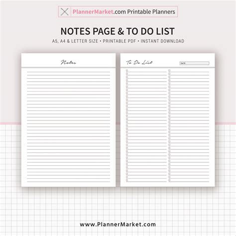 planner bundle  planner daily weekly monthly