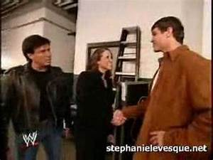 Randy Orton is Greeted By Stephanie McMahon - YouTube