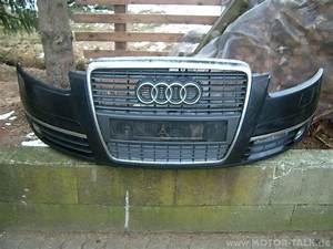Audi A6 4f Kennzeichenhalter Vorne : jd501487 audi a6 4f sto stange vorne front vfl s ~ Kayakingforconservation.com Haus und Dekorationen