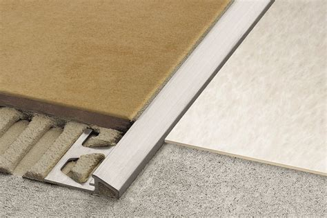 schluter reno  sloped transitions  floors