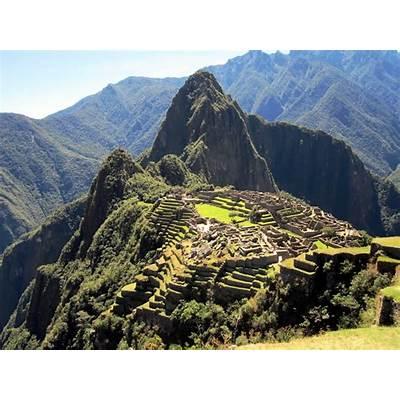 Panoramio - Photo of Huayna Picchu