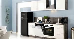 Küchenzeilen Günstig Mit Elektrogeräten : m bel k che g nstig ~ Markanthonyermac.com Haus und Dekorationen