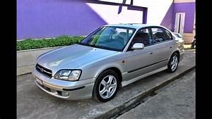 Subaru Legacy 1999 2 5 Limited Sedan 156hp