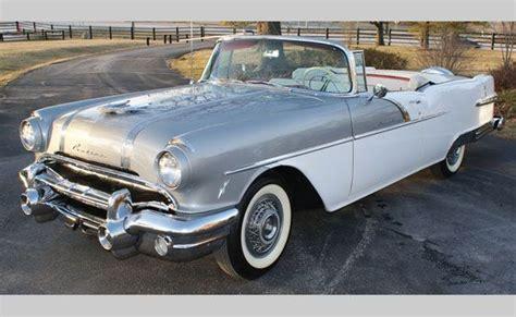 1956 Pontiac Bonneville Convertible