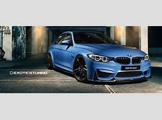 BMW F80 M3 Gets a Fresh Look with Exotics Tuning's Kit