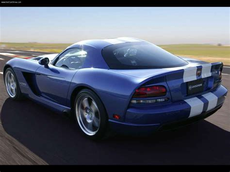 Dodge Viper SRT10 Coupe (2005) - picture 13 of 15 - 800x600