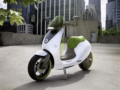 Smart Escooter Concept 2018 Smart Escooter Concept 2018