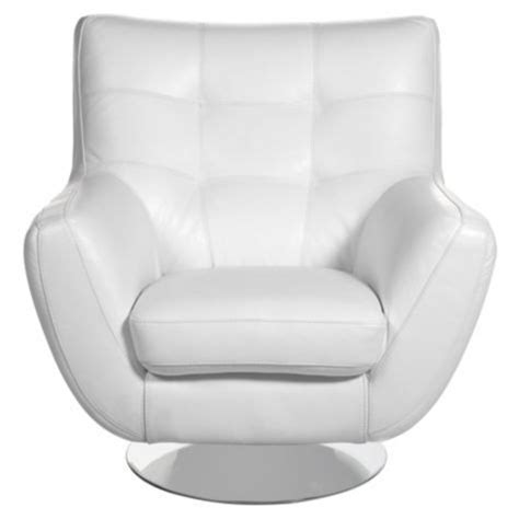 bruno accent chair white from z gallerie for the home
