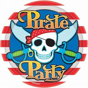 Pirate party for boys and Girls
