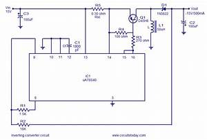 Few Switching Regulator Circuits Circuit Diagram World