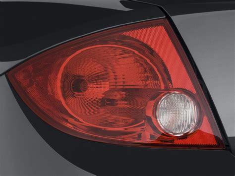 2008 chevy tail light image 2008 chevrolet cobalt 4 door sedan sport tail light