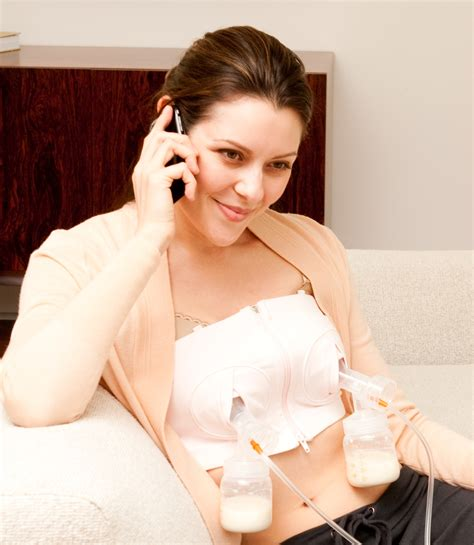 Signature Hands Free Pumping Bra Simple Wishes