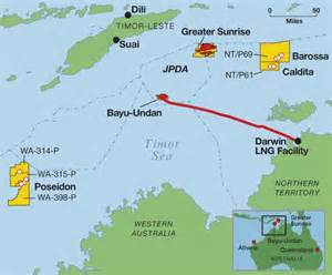 ConocoPhillips Orders Subsea Systems for Bayu Undan Field ...