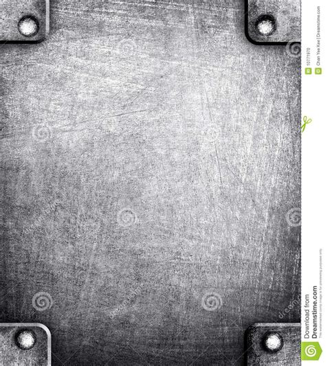 metal template background stock illustration image