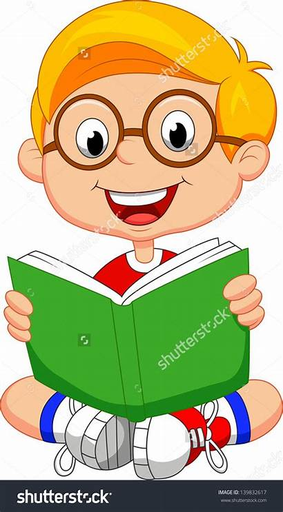 Reading Clipart Books Children Bed Clipartmag