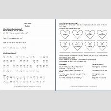 """""""learn About Love"""" Bible Worksheets Ministrytochildren"""