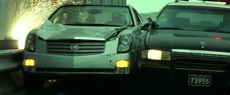 imcdborg  cadillac cts   matrix reloaded
