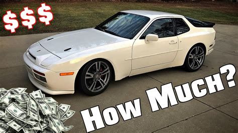 how much are ls how much did my ls swapped porsche cost