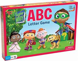 15 fun board games for preschoolers With abc letter game