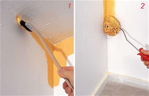 pitturare il soffitto pitturazione degli ambienti di casa bricoportale fai da