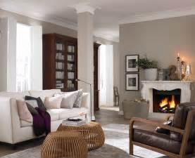 wandgestaltung modernes wohnen landhausstil möbel und deko schöner wohnen
