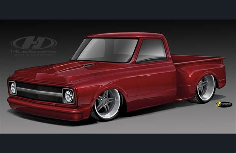 dodge ram 1500 brakes a 1952 ford f 1 pro touring chevy truck radical renderings