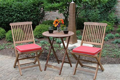 gorgeous bistro outdoor table and chairs small metal